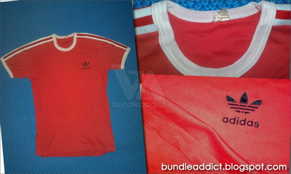 Bundle addict pakaian bundle terpilih ba 4570 vintage for Adidas ringer t shirt