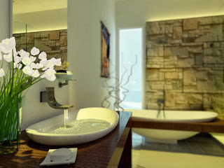 Zen Decor for bathroom