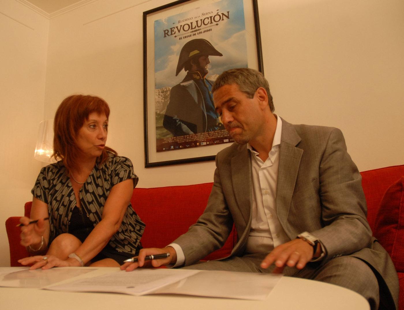 El incaa y la municipalidad de avellaneda firman ambicioso for Municipalidad de avellaneda cursos