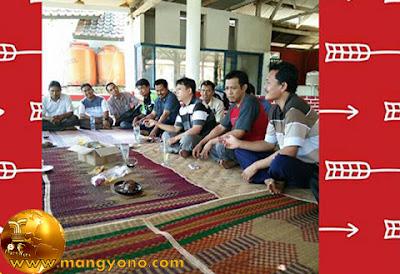 FOTO: Cerita tentang blog Mang Yono. Foto jepretan bu Dokter Titi Sari