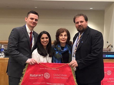 Rotaract Global Model United Nations