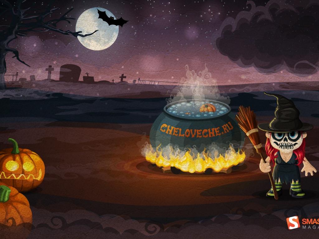 free desktop wallpaper halloween wallpaper background
