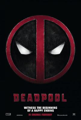 Deadpool Movie Teaser Poster