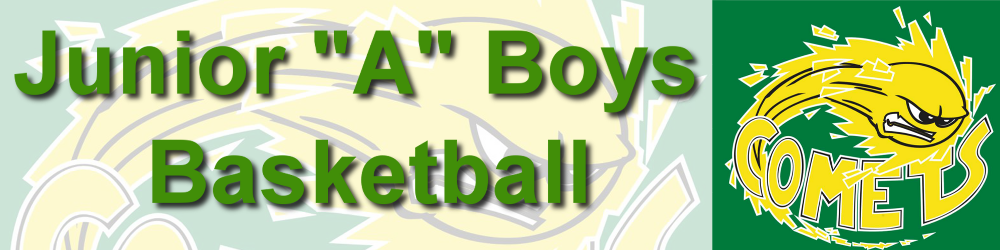 Melfort Comets Jr. A Boys Basketball