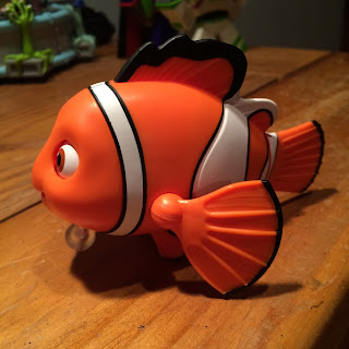 finding nemo action figure