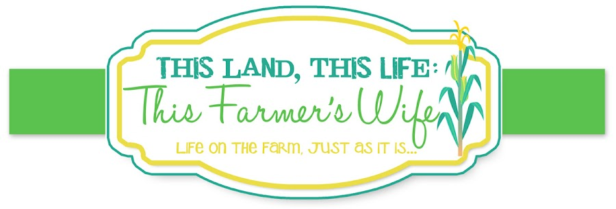 This Land, This Life, This Farmer&#39;s Wife