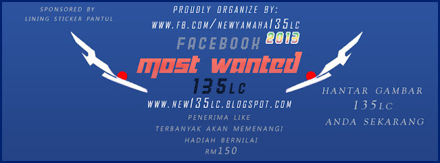 Facebook Most Wanted 135lc Event