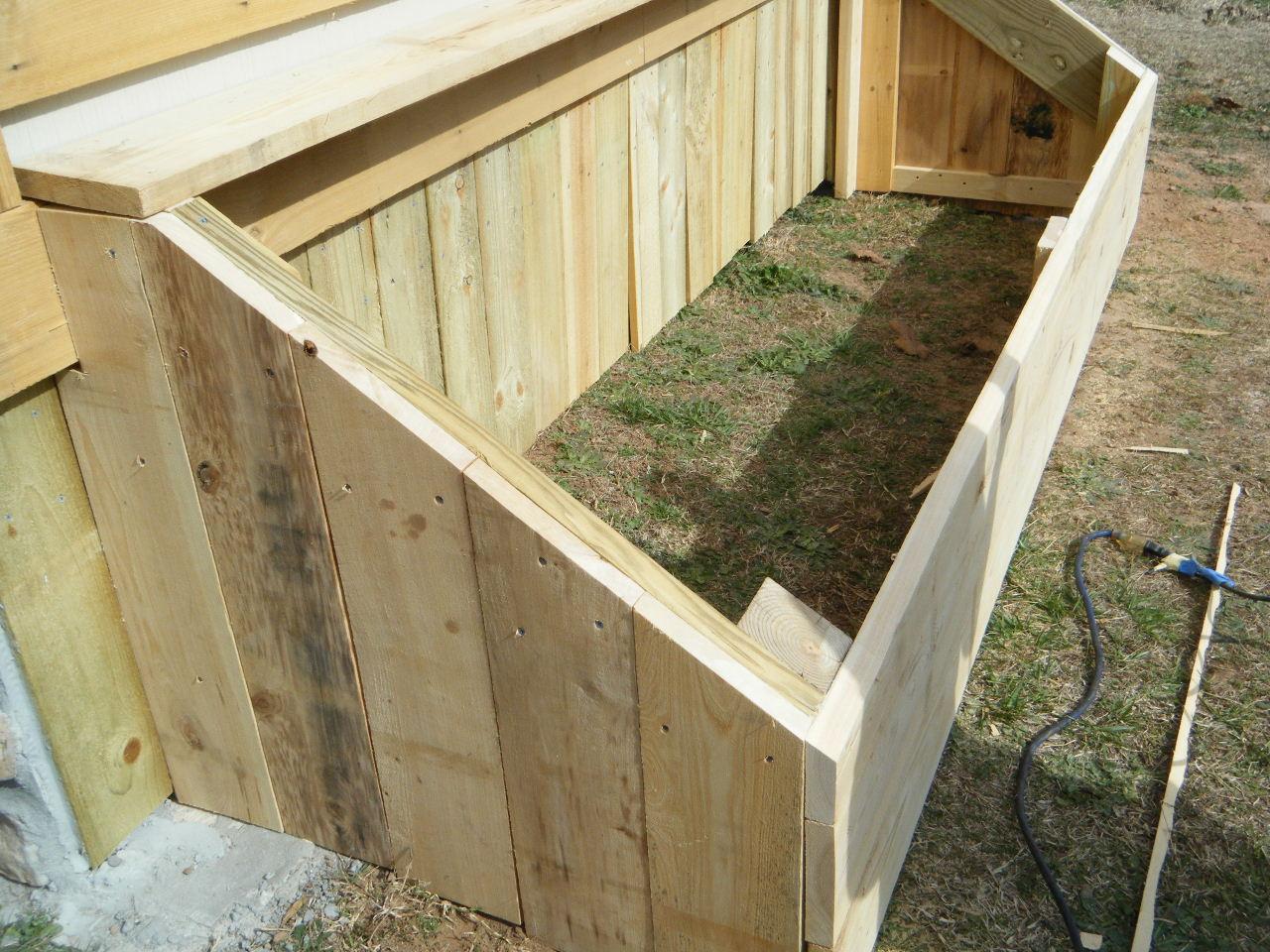 Как утеплить завалинку в деревянном доме - FORUMHOUSE 2