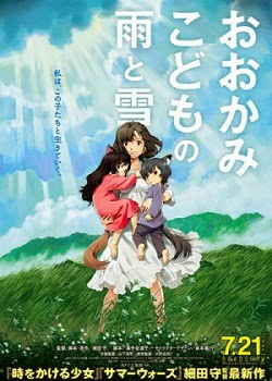 Những Đứa Con Của Sói Ame Và Yuki - Phim Hoạt Hình Nhật Bản
