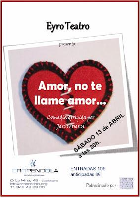 Oropéndola, Guadalajara, Eyro Teatro, teatro, comedia, humor, planes para el fin de semana, amor, humor