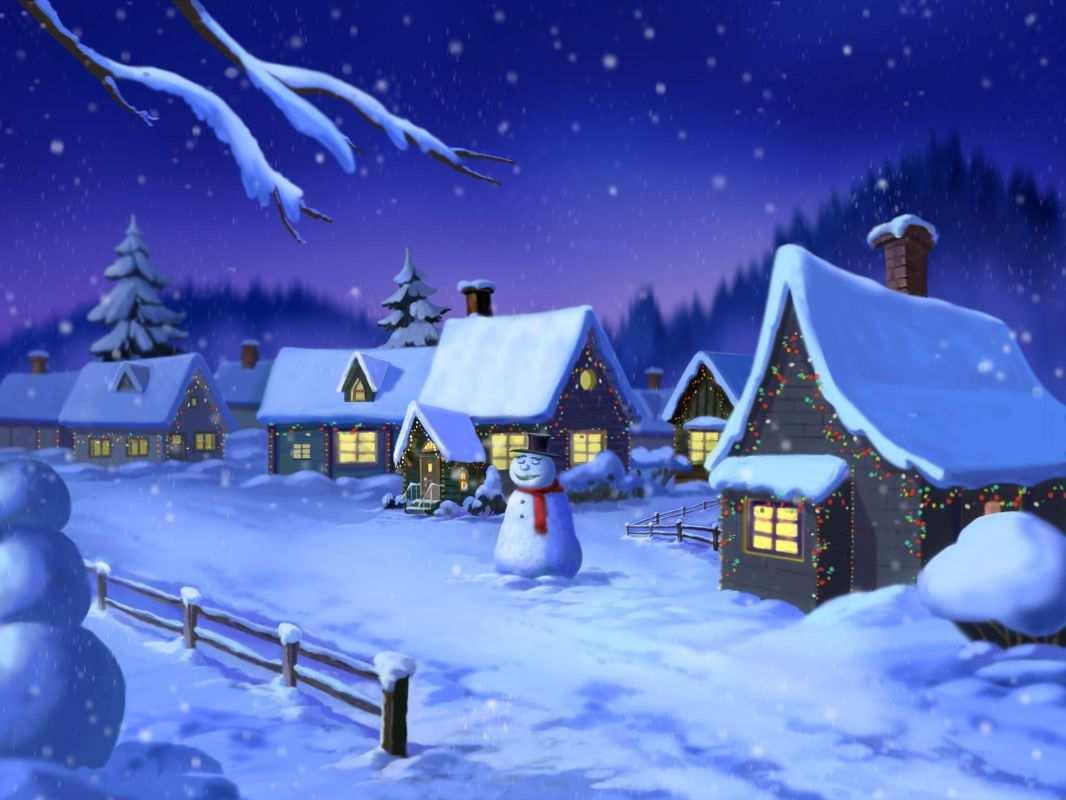 Zoom frases imagenes con paisajes de navidad christmas - Imagenes tarjetas de navidad ...
