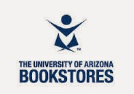 Pick Up A Copy At the U of A Bookstores