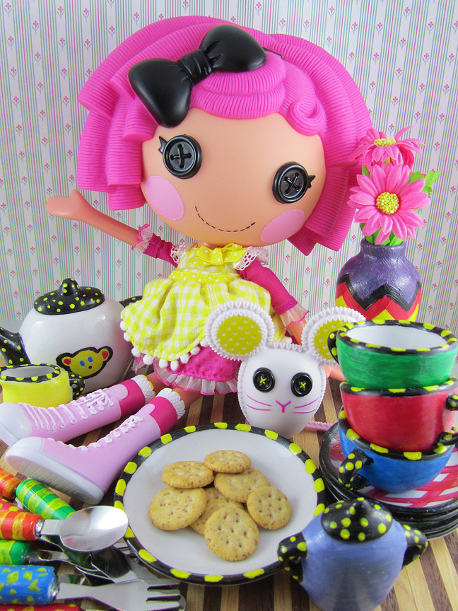 Lalaloopsy Crumbs Sugar Cookie Doll Crumbs Sugar Cookie Lalaloopsy