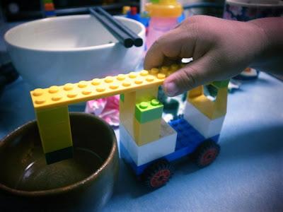 レゴ作品 働く車