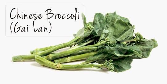 Gambar Mengenal sayur kailan, latar belakang dan asal usul kailan