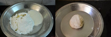 preparation of somas dough