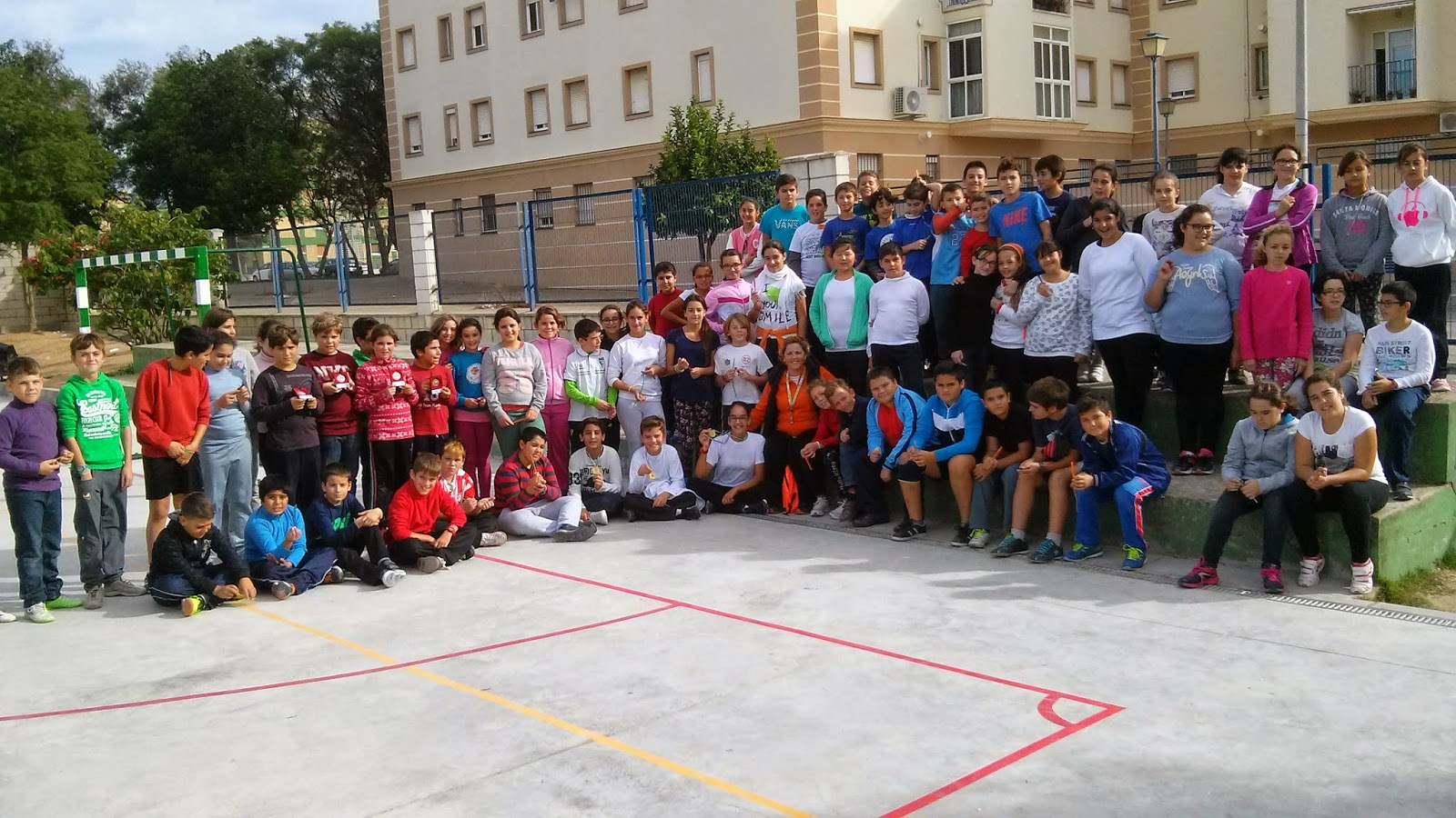 Club baloncesto puerto real torneo 3x3 en el colegio - Colegio de arquitectos cadiz ...