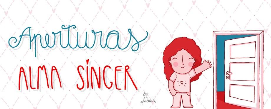 Aperturas Alma Singer