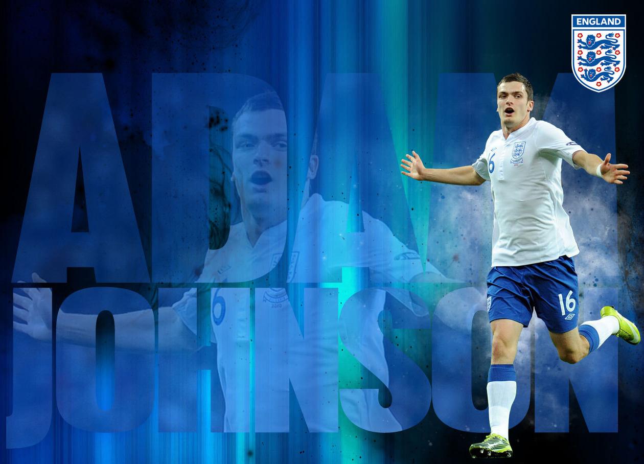 <b>Adam Johnson</b> New HD <b>Wallpaper</b> 2013 | All Football Players HD ...