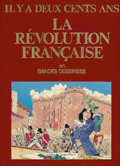 La révolution française - Cothias & Temglit & Rodrigue & Vruble