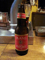 The World Of Gord Beer Of The Week Oland Export Ale
