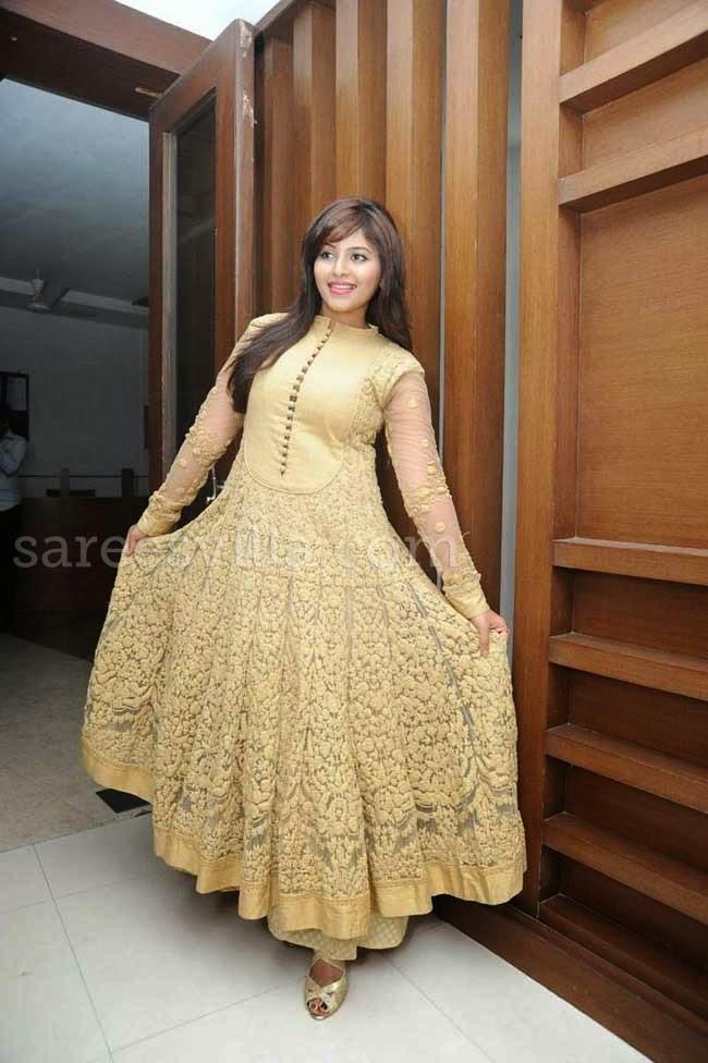 Anjali at Geetanjali Movie Success Meet