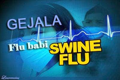 Gejala H1N1 Virus Flu Babi Pada Manusia
