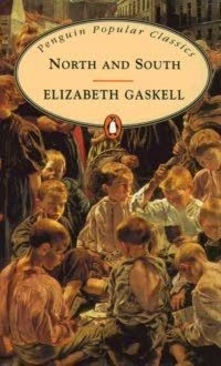 Book cover North and South by Mrs Elizabeth Gaskell