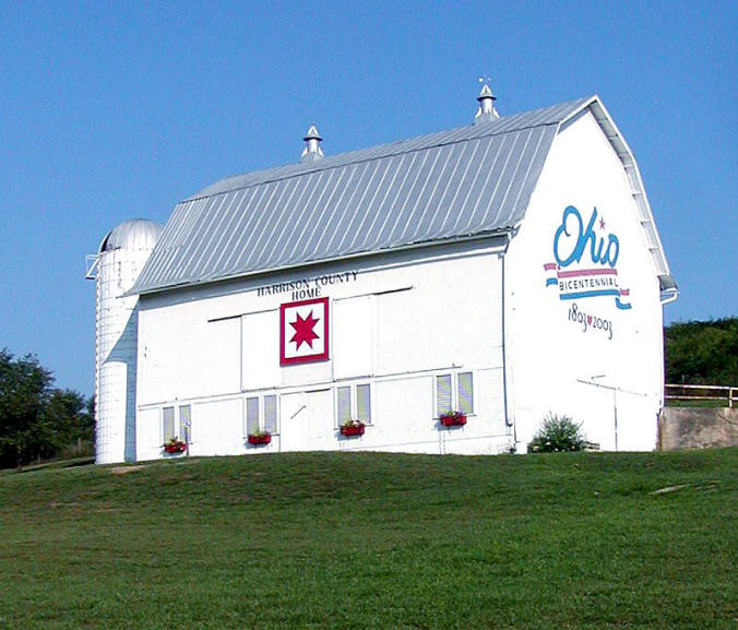 Olive And Ollie: Modern Barn Quilt Inspiration