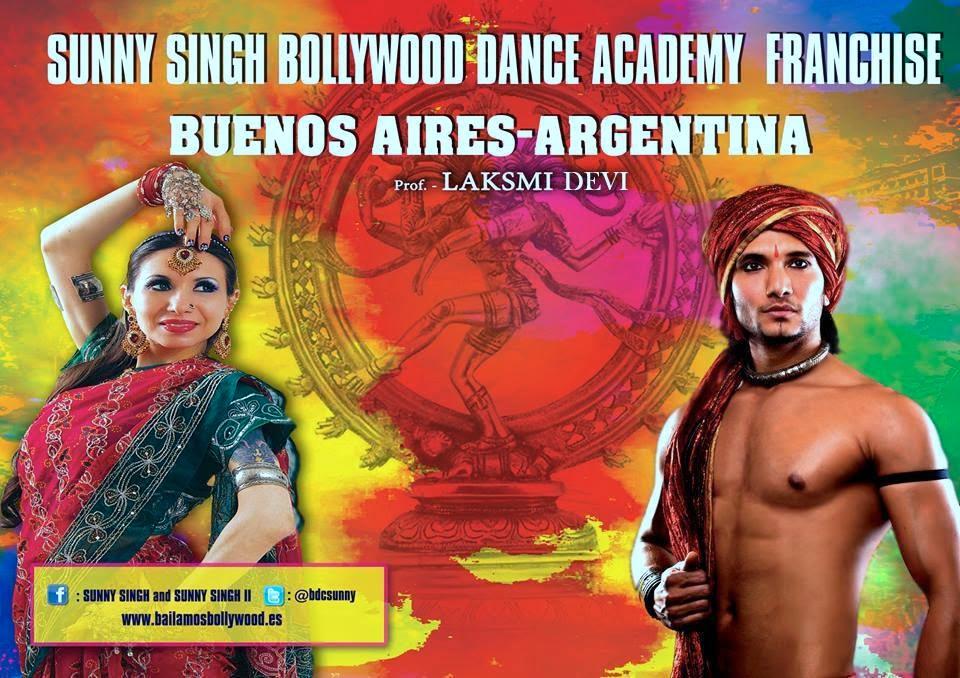 Escuela de Danzas de India y Bollywood Laksmi Devi