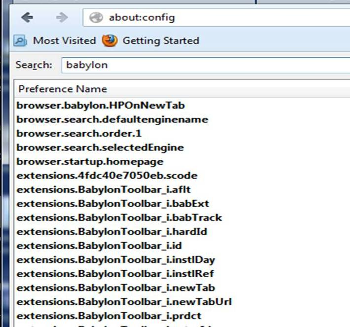 Maka yang akan muncul adalah extentions toolbar kemudian klik kanan