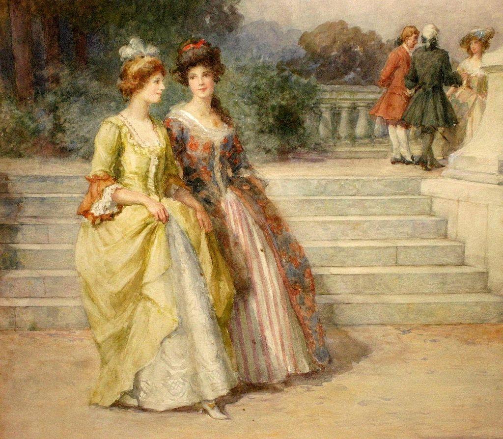 victorian british painting george sheridan knowles