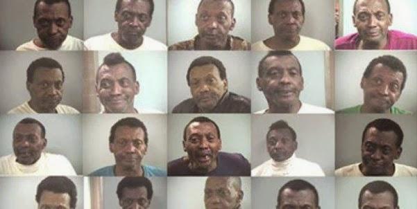 Pria Masuk Penjara Sudah 1500 Kali
