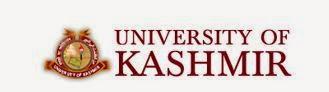 Kashmir University Admit Card 2015