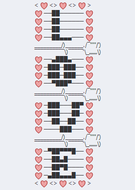 Facebook Emoji Art - Facebook Symbols and Chat Emoticons