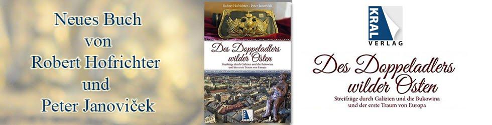 Neues Buch! Des Doppeladlers wilder Osten