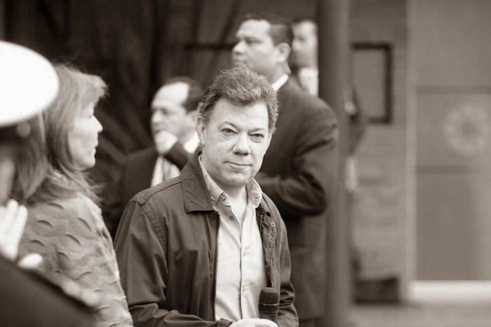 Juan Manuel Santos reelección