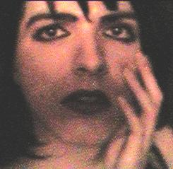 Tranny diva Ursula Hitler, circa the turn of the century