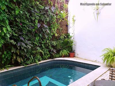 Hotel Villa Bahia: Ambiente
