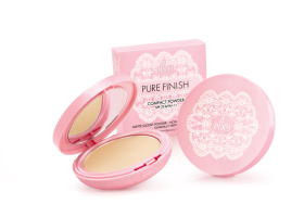 PIXY COMPACT POWDER PURE FINISH