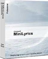 Minilyrics 7.2.880 Full + Loader