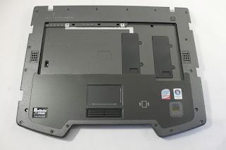 Dell OEM Latitude E6400 XFR Laptop Plastic Hinge Cover Power Button D088M