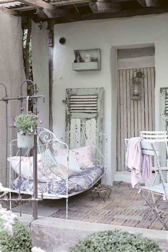 The beautiful mind of mine inspiration jeanne d 39 arc living - Idee deco campagne chic ...