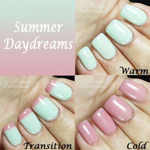 BMC Gel Polish Summer Daydreams Swatch