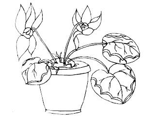 Desenho como desenhar girassol pintar e colorir