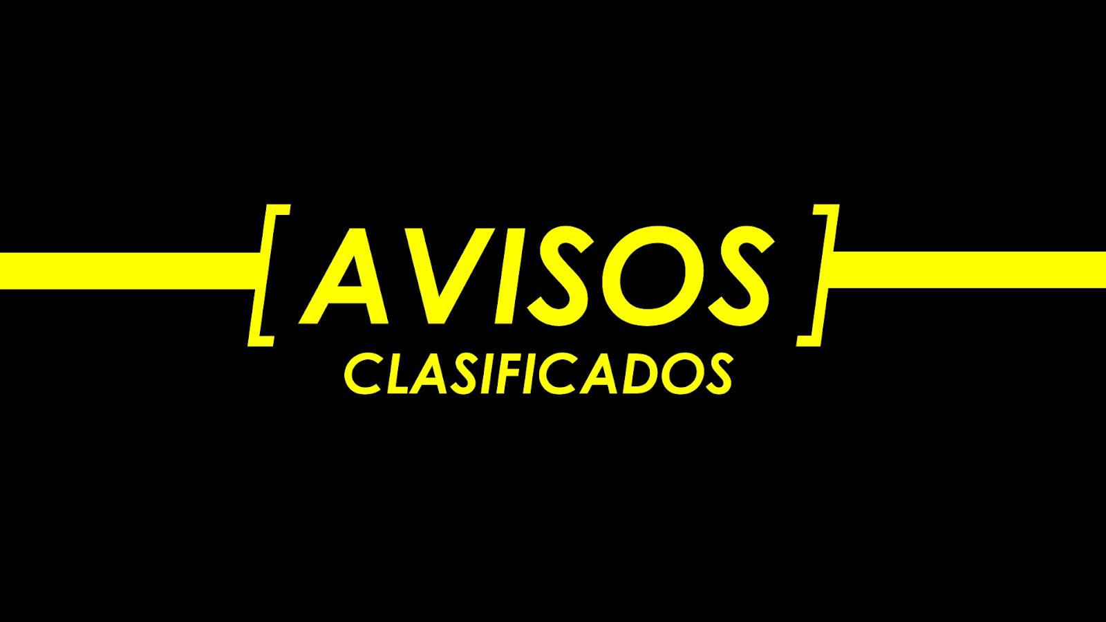 Yosoypopo 105 avisos clasificados for Anuncios clasificados gratis
