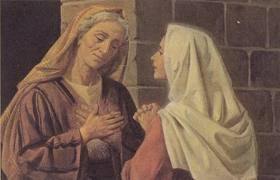 Maria Mengunjungi Elisabeth