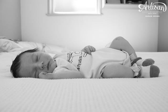 Baby #4 ~ Susan Wong