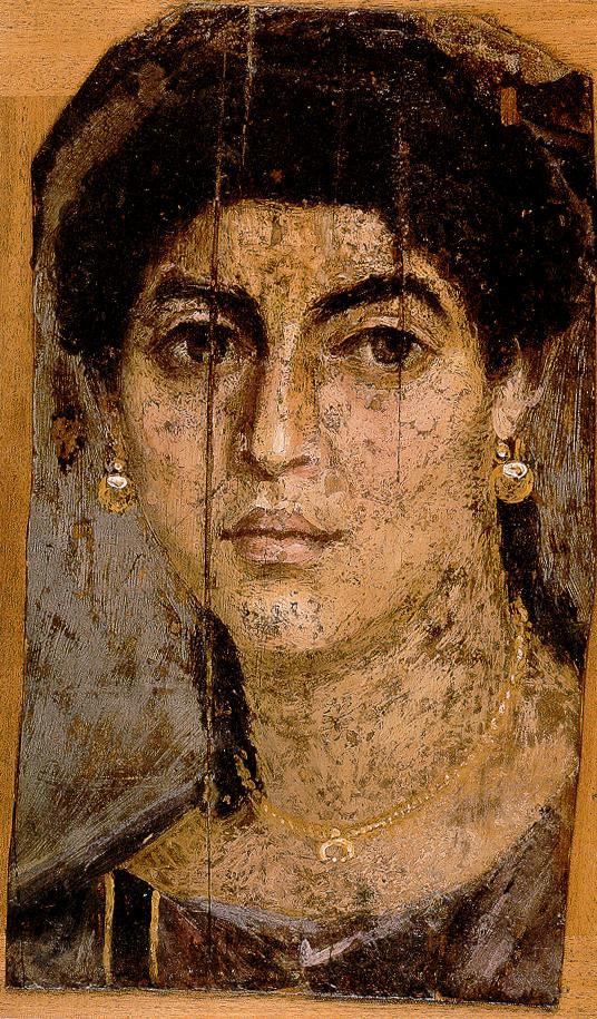 Romana de la época de Tirolino.