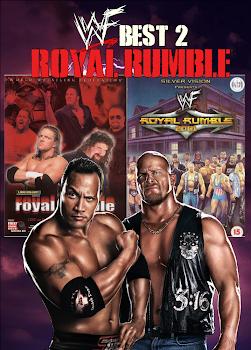 Combo WWF Best 2 Rumbles a la venta en dvd!